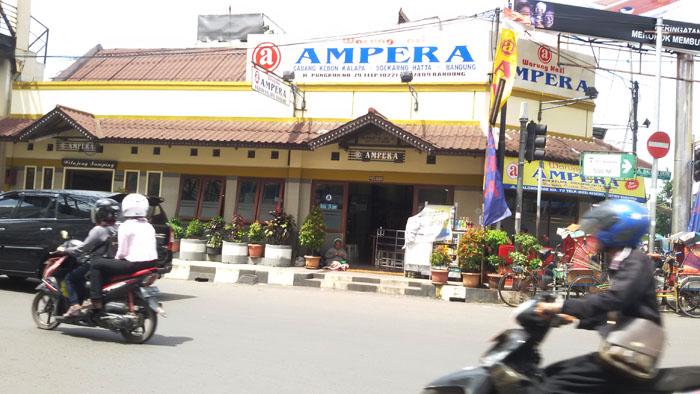 kuliner 24 jam di Bandung