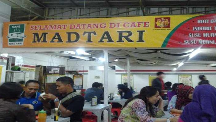 Madtari Bandung, Kafe  24 Jam yang Menyajikan Sugunung Keju