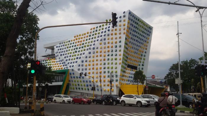 Bandung Creative Center,  Creative Center Kedua di Asia Tenggara