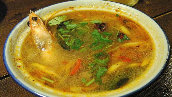 makanan thailand