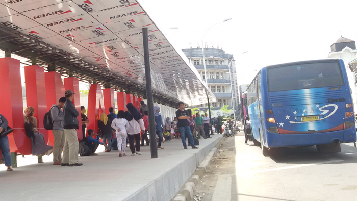 Trans Metro Bandung, Bus Rapid Transit di Kota Bandung