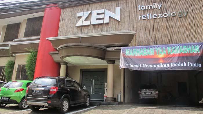 Zen Reflexology Bandung