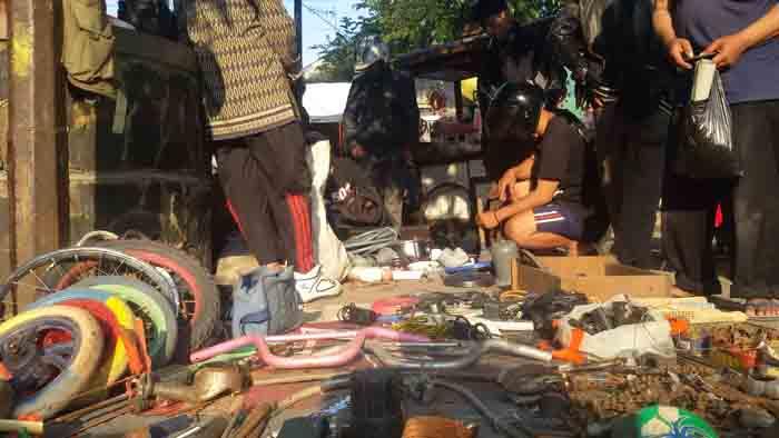 pasar barang bekas