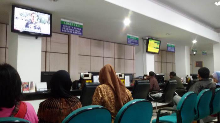 Pendaftaran BPJS Kesehatan Bisa Lewat Drop Box di Setiap Kecamatan