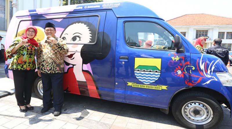 Layanan Publik dari Pemkot Bandung  untuk Warga Lansia dan Difabel
