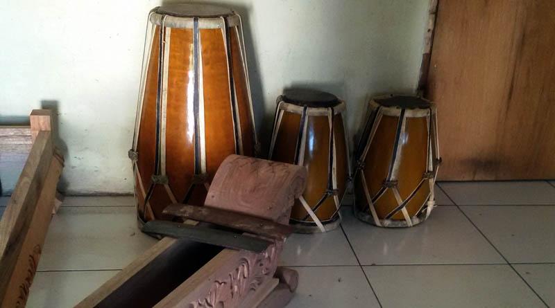 Alat-alat Musik Tradisional yang Dijual di Bandung