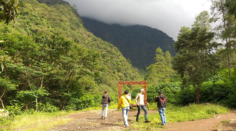 Panduan ke Gunung Puntang