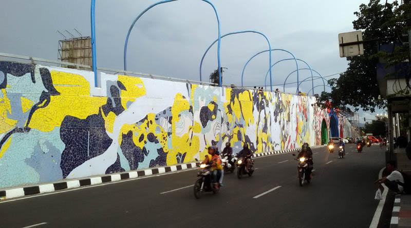 seni mural di bandung