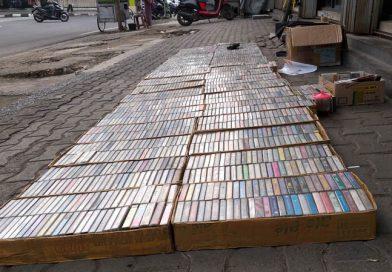 Kaset Bekas Masih Banyak Dijual di Kota Bandung