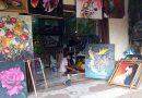 Kampung Lukis Jelekong  Menggeliat  Lagi Berkat Kehadiran Wisata 3D