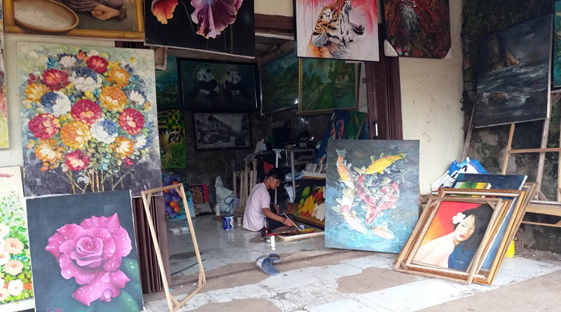 Kampung Lukis Jelekong