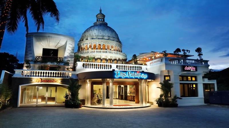 hotel bintang 3 di dago