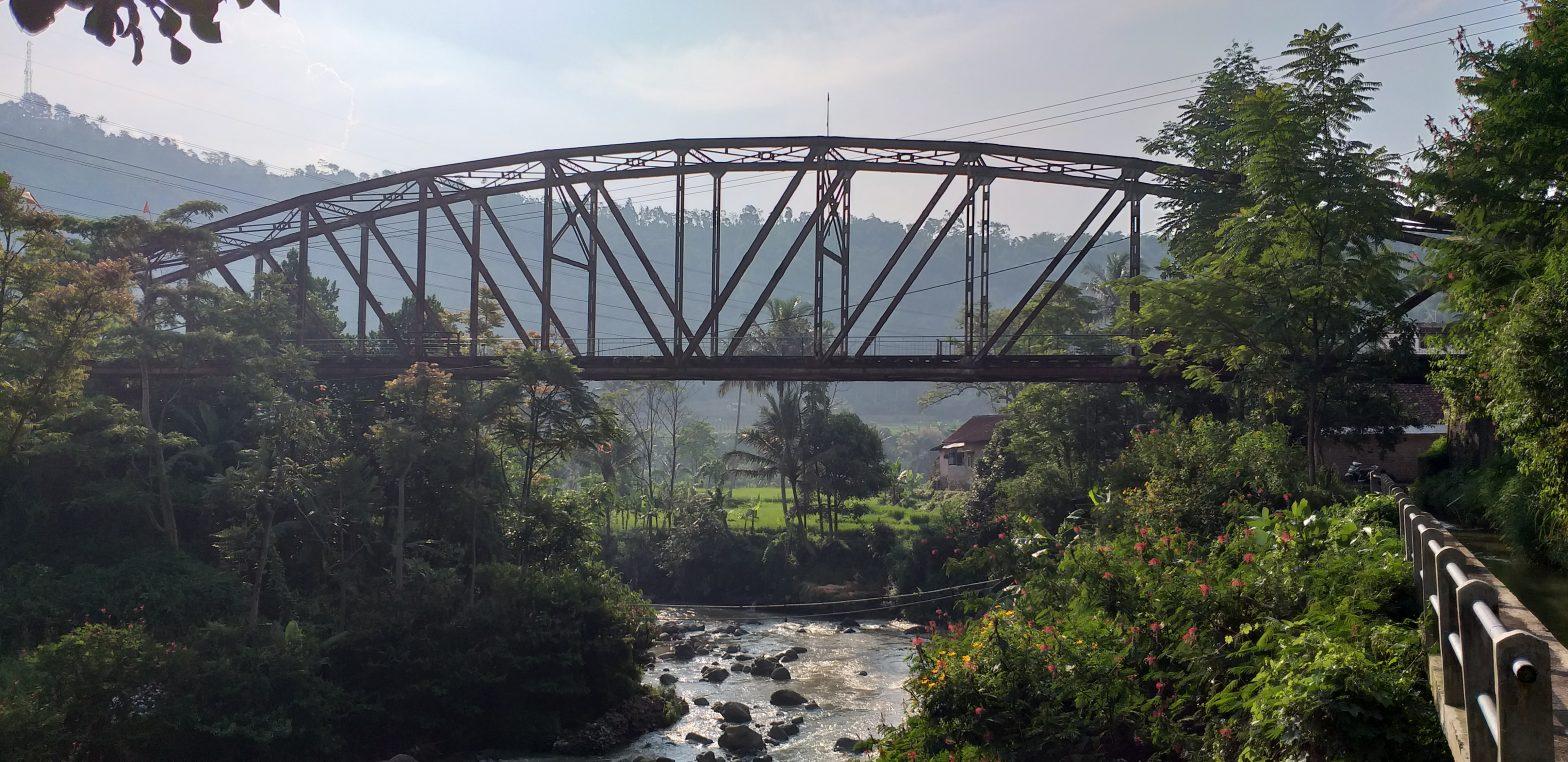 Jembatan Kereta Ciwidey